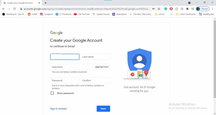How to Create and log out and of Gmail - A simple and Easy Process!