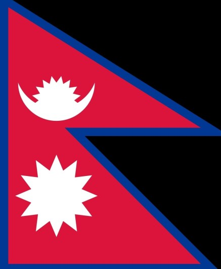 How to draw an accurate flag of Nepal - as per the constitution of 2015