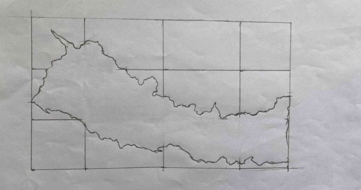 5 Easy Steps to Draw a Compelling Map of Nepal for exams