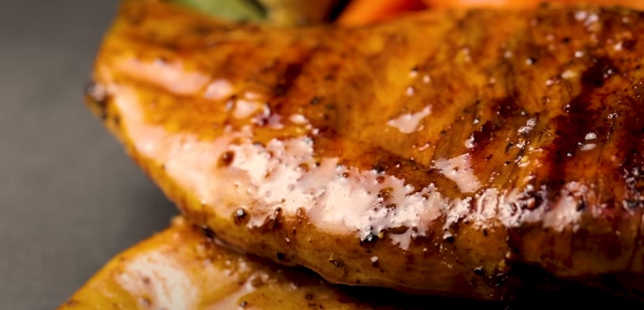 The Great Grilled Chicken Recipe: 3 Step Recipe