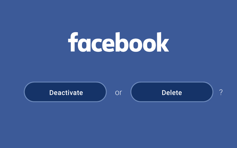 How To Deactivate Facebook Account And 4  Best Known Reasons For It!