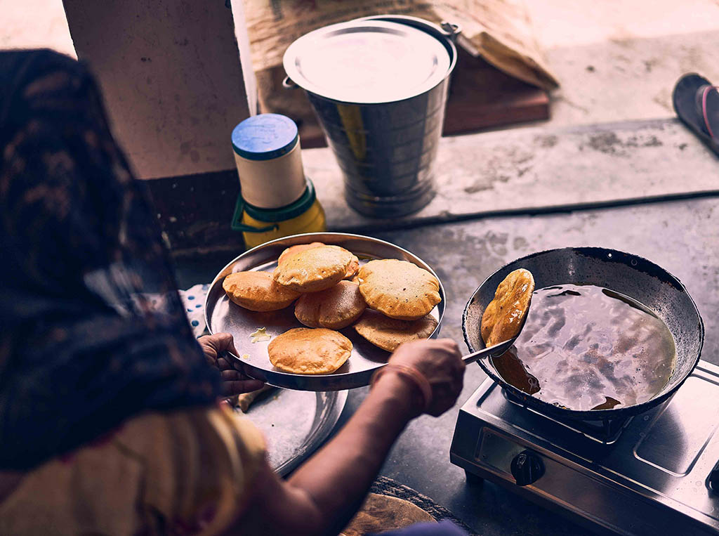 3 Step Recipe for Poori - A Simple and Easy Meal!