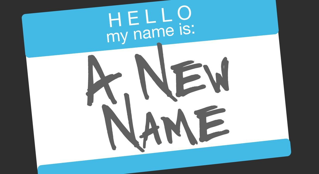 Why Change Your Name On Facebook?
