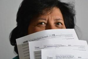 Forma 1040 declaración de impuestos