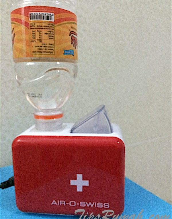 swiss o air humidifier