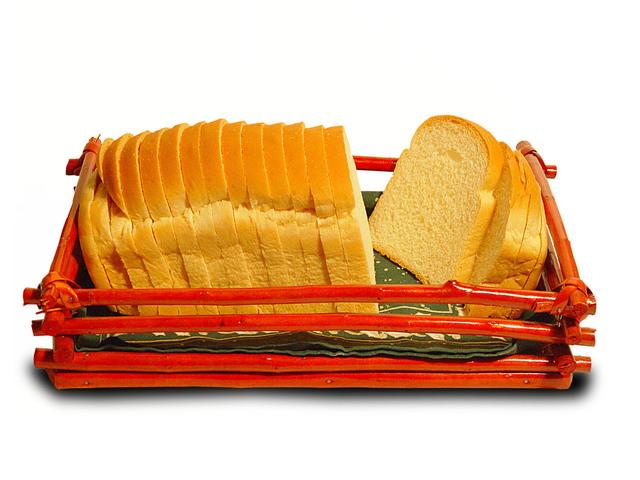 Roti Tawar | Img:freeimages.com