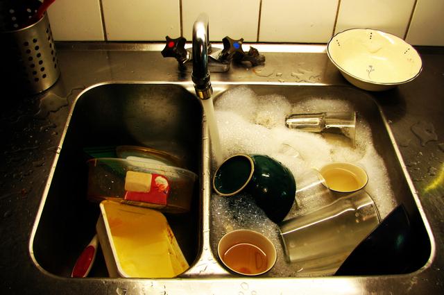 Bau di dapur