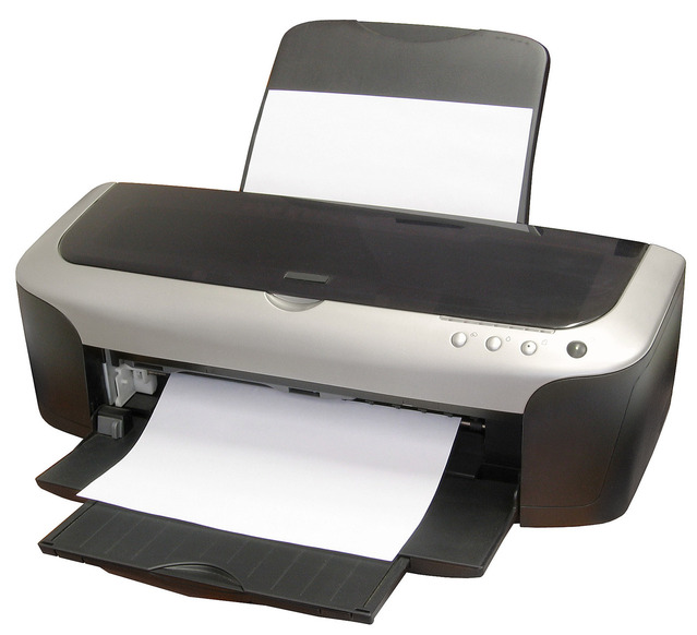Ilustrasi Printer | Img:freeimages.com