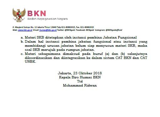 Jadwal dan Lokasi Tes SKD CPNS KEMENHAN 2018 Peserta Lulus Seleksi Administrasi SSCN.