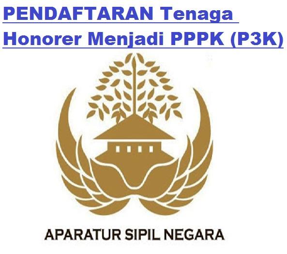 Jadwal Syarat dan Cara Pendaftaran PPPK P3K KAB SRAGEN 2019 Pengangkatan Honorer Menjadi Pegawai Kontrak