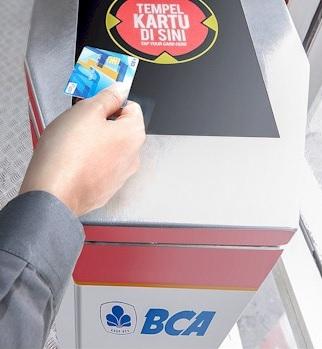 Cara Top Up Isi Ulang dan Cek Saldo E-toll FLAZZ BCA