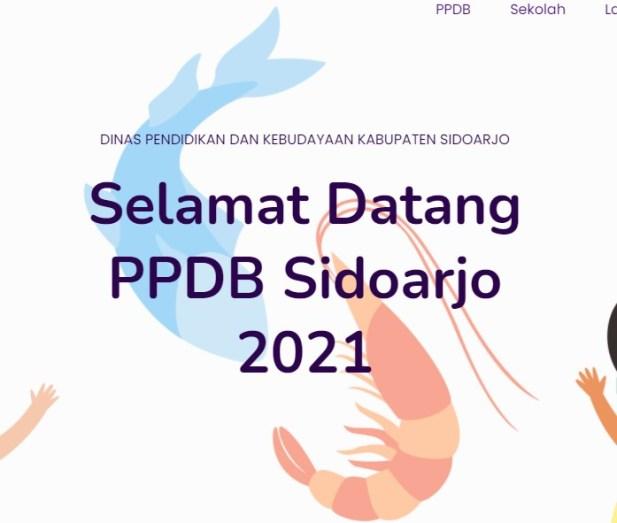 Jadwal Pendaftaran dan Syarat Daftar PPDB SMP Negeri Kab Sidoarjo 2021 2022