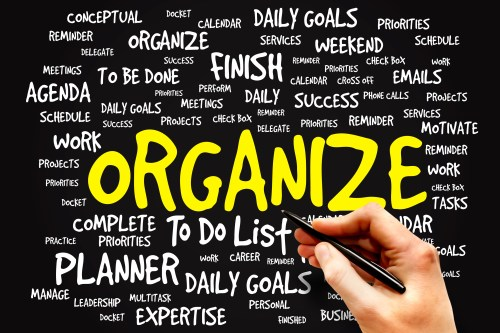Image result for get organized