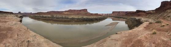 Green River at Queen Anne Bottom