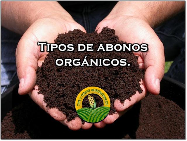 Tipos de abonos org nicos - Abono organico para plantas ...