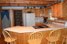 townsend cabin near river