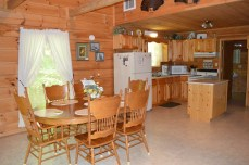 beautiful rustic cabin rental