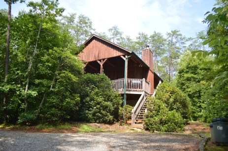 townsend tn most secluded cabin
