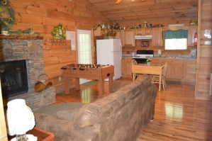 townsend tn honeymoon rustic cabin