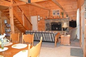 secluded cabin rental in townsend tennessee
