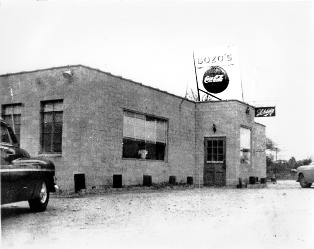 1950 Third and final Bozos as it is today