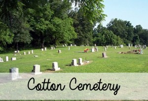 Cotton Cemetery