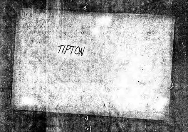 1840 Census Tipton County Tennessee