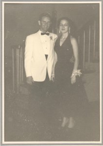 J Tom Williams and Margaret Nichols