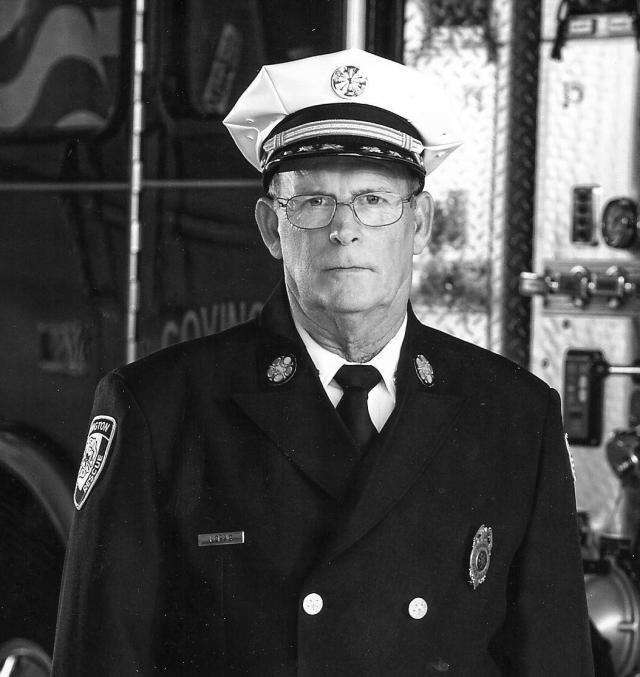 Chief Jerry Craig