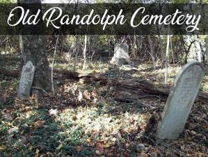 Old Randolph Cemetery