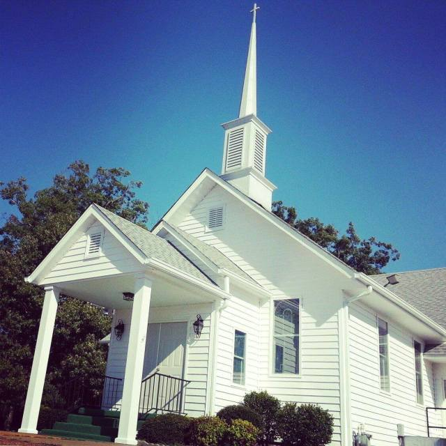 Poplar Grove Church Drummonds Tennessee