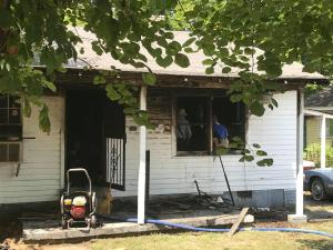 Suspects Sought in John Edwards' House Fire