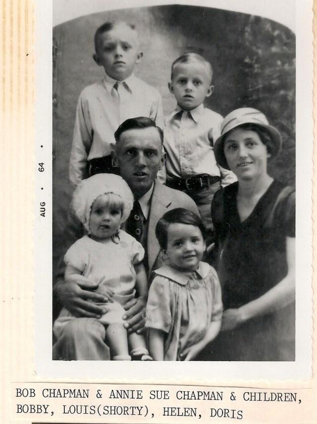 Chapman Family Photo