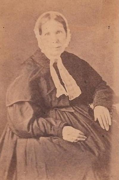 Frances (Downs) Sanford