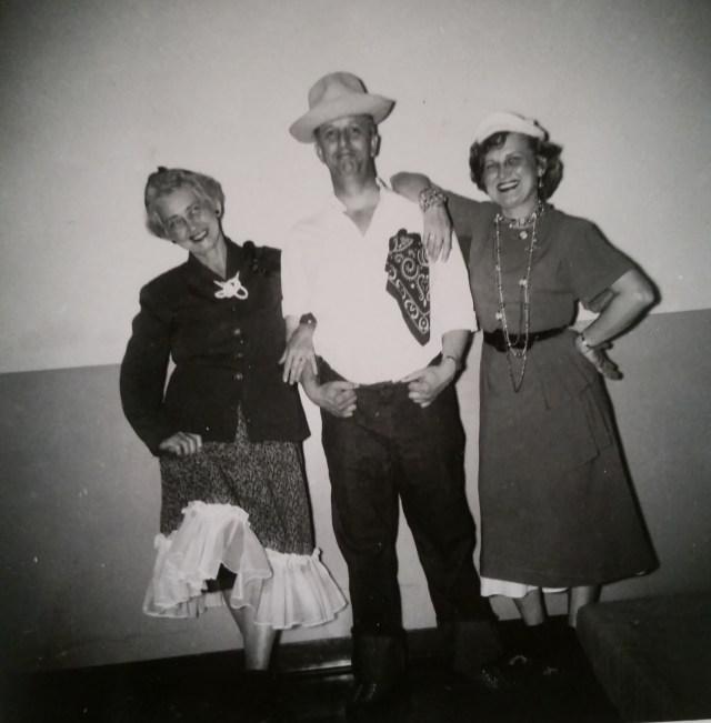 Mary Frances Piercy Nichols, Mary Frances Nichols Howard, Lake Howard