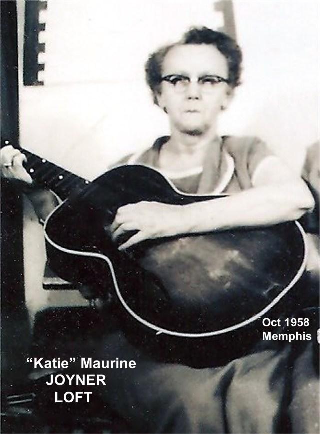 JOYNER, Katie Maurine LOFT(1)
