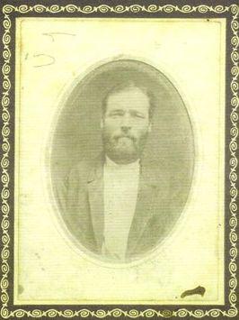JS Tanner Portrait