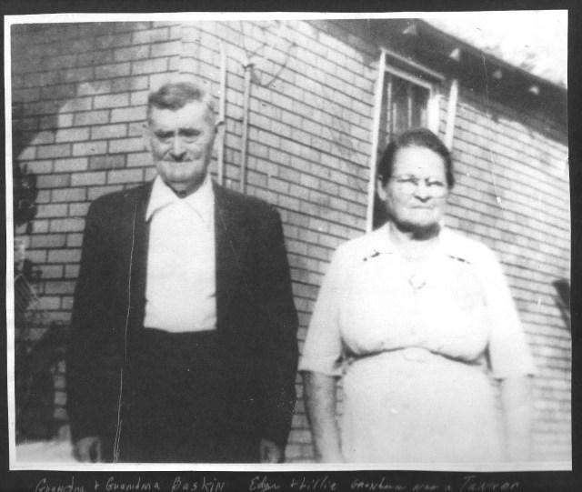 Joseph and Lillie Baskin