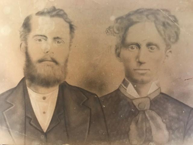 Mary Ann Chapman and R J Boyd