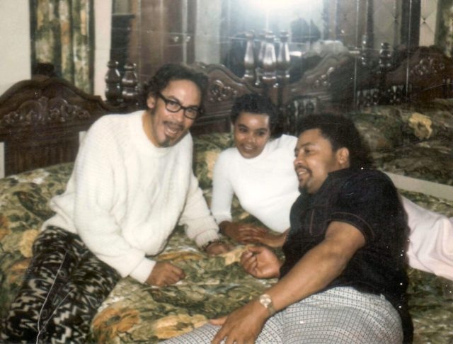 Nat Maclin, Son & Edna