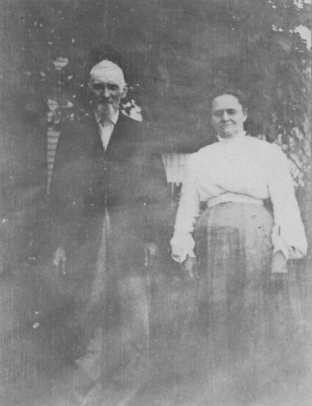 Robert Edwin Rogers & Ann Elizabeth