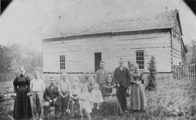 Robert Edwin Rogers & Family