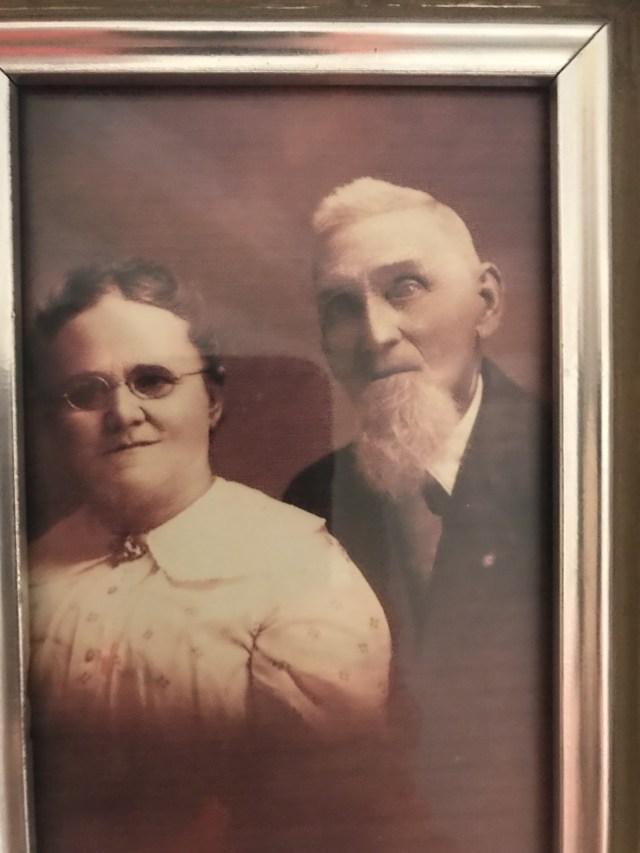 Robert Edwin Rogers & Ann Elizabeth Harvey