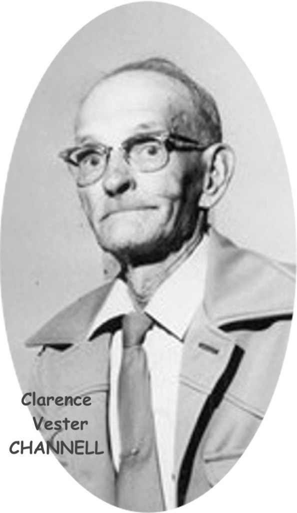 Clarence Vester Channell