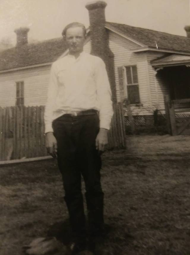Kenny Faulk's Great Uncle Jimbo Phillips