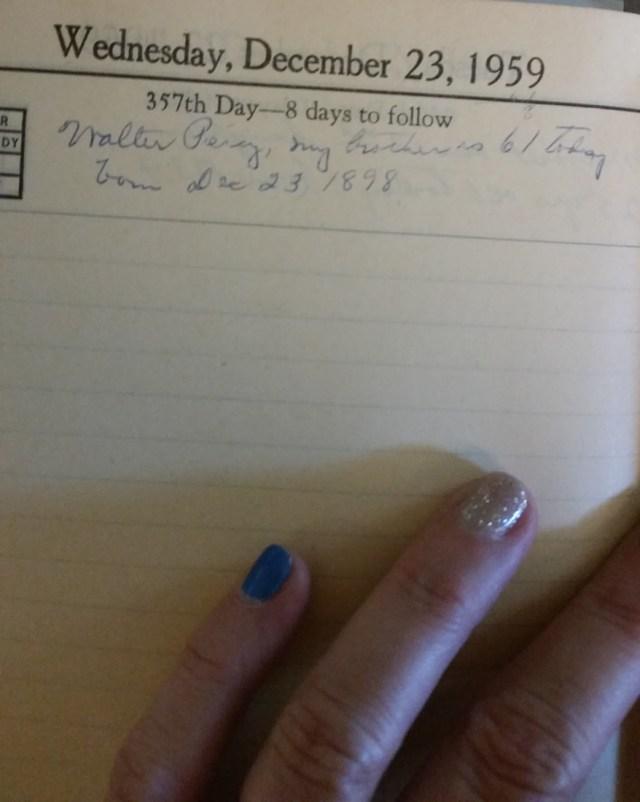 23 Dec 1959 - Mary Frances Piercy