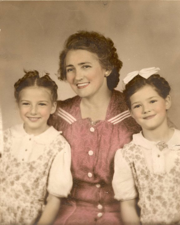 Margaret Alice, Mary Frances, and Nancy Anne