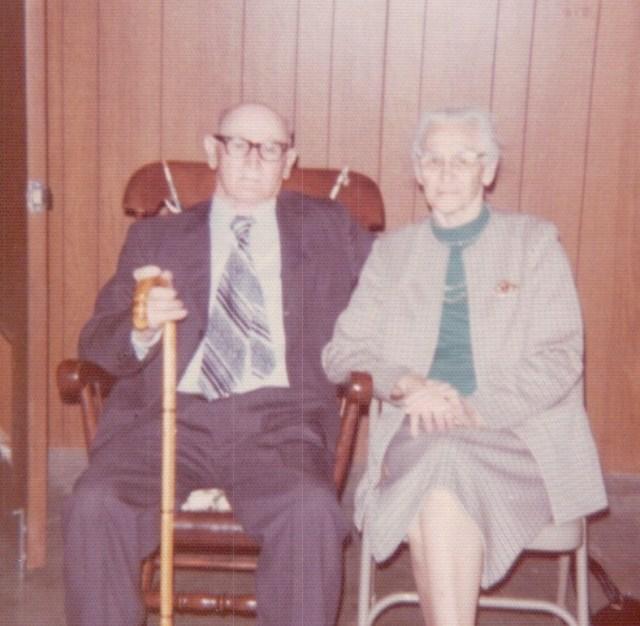 Wilson Rose & Myrtle Blankenship