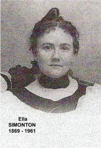 Walker, Ella Simonton