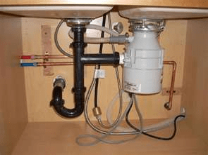 garbage disposal installation diagram 7 round trailer plug wiring repair and replacement okc edmond norman